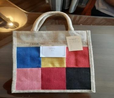Jute Hand Bag 3