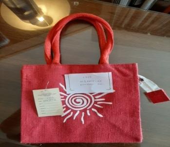 Jute Hand Bag 14