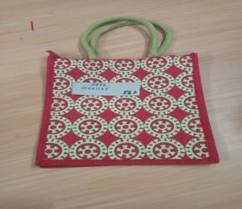 Jute Hand Bag 34