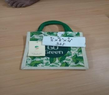 Jute Hand Bag 44