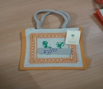 Jute Hand Bag 47