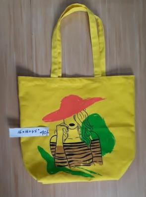 Cotton Stock Bag 2