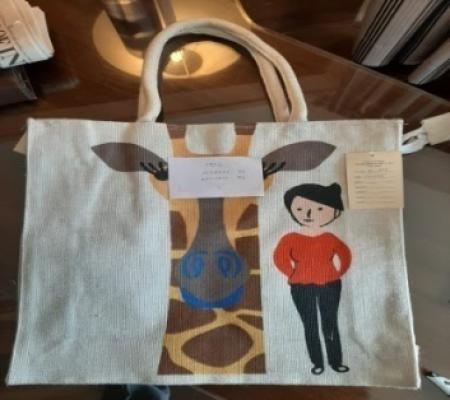 Jute Hand Bag 11