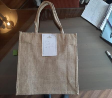 Jute Hand Bag 28