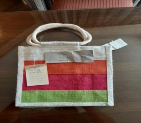 Jute Hand Bag 29