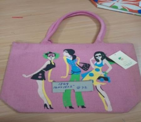 Jute Hand Bag 36
