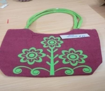 Jute Hand Bag 48