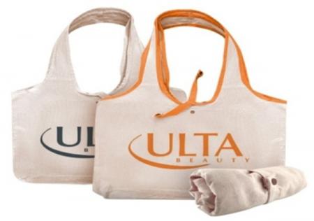 Cotton & Canvas FOLDABLE BAG Design 3